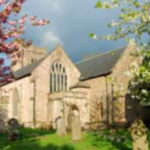 The Priory Church of St Marys Usk
