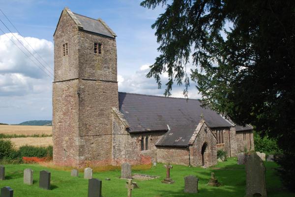 St Thomas the Martyr, Wolvesnewton near Usk