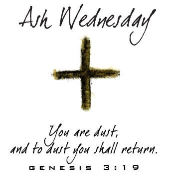 School Ash Wednesday Communion