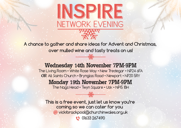 INSPIRE - networking evening for children and youth workers