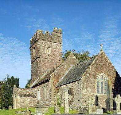 St John the Baptist Llanhennock